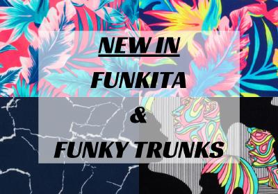 Nieuwe collectie van Funkita en Funky Trunks