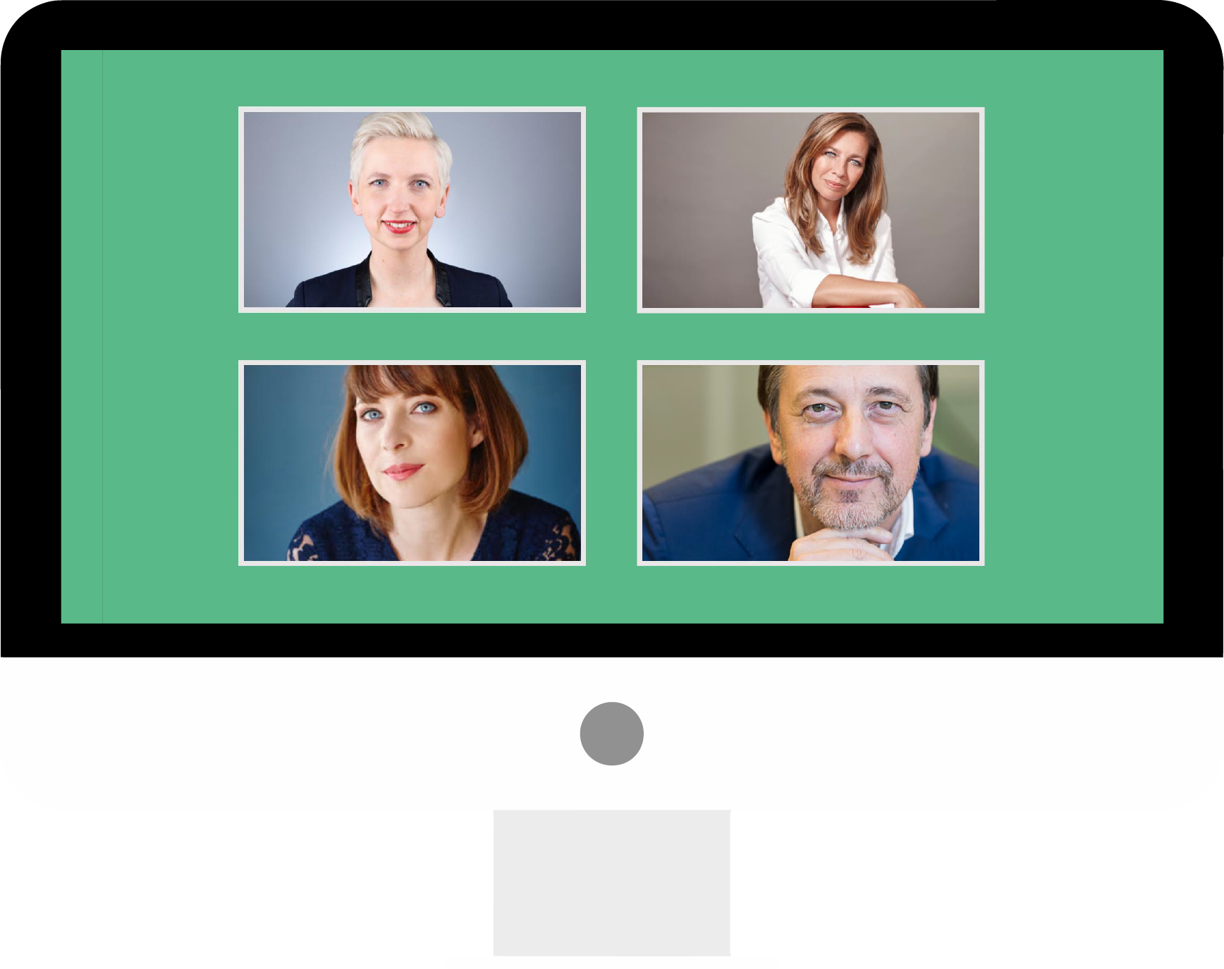 webinar Sprekershuys online gesprekssessie dagvoorzitter spreker
