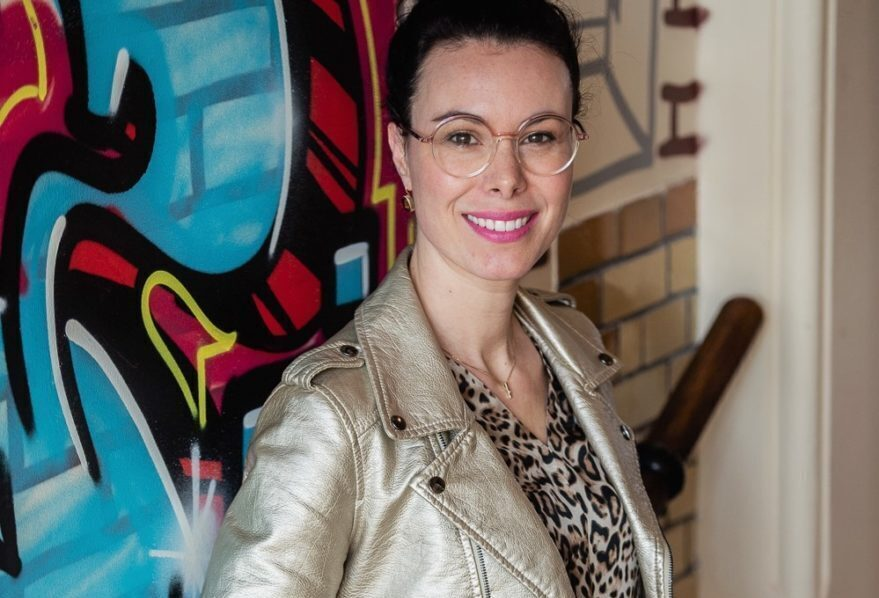 Spreker Laura Kerckhoffs boeken bij het Sprekershuys