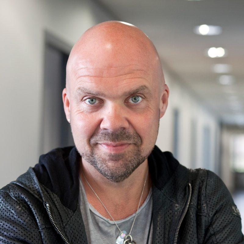 André Heuvelman Sprekershuys