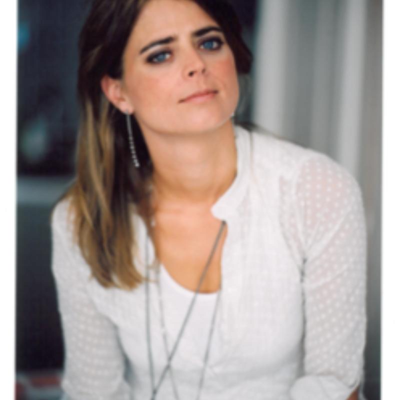 Andrea Wiegman het Sprekershuys