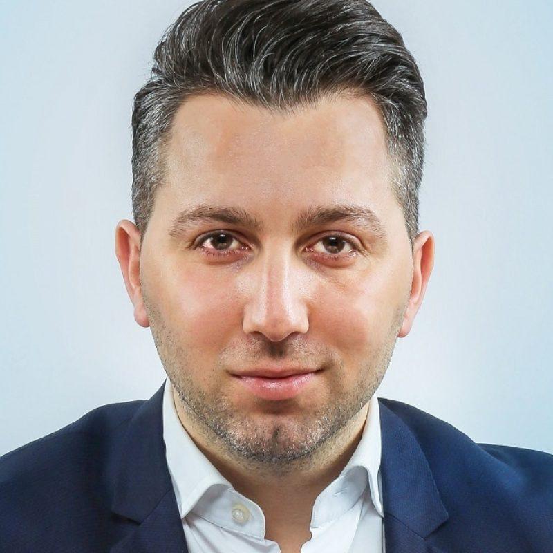 George Arakel Sprekershuys
