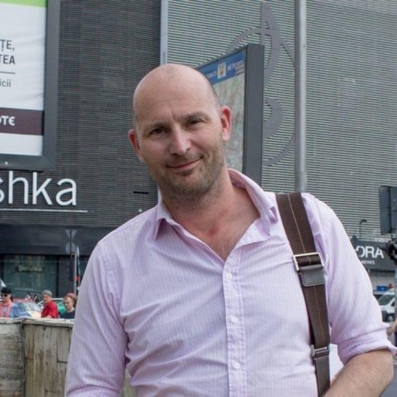 Mark Schalekamp Sprekershuys