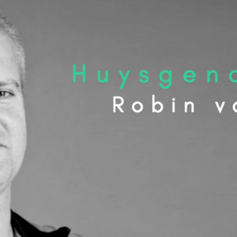 Robin van Galen Sprekershuys
