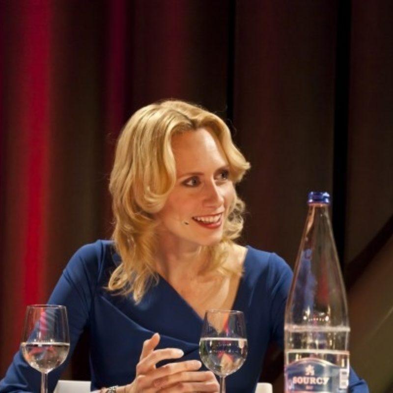 Eva Brouwer dagvoorzitter bij  Sprekershuys
