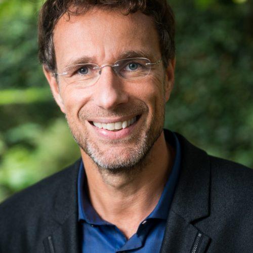 Arko van Brakel, spreker, dagvoorzitter, bij Sprekershuys