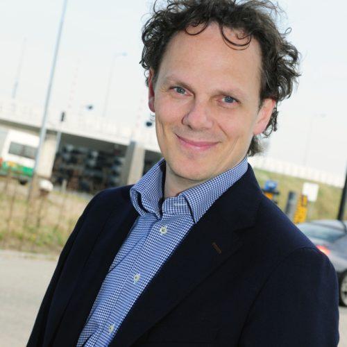 Ben van der Burg spreker, dagvoorzitter inhuren bijSprekershuys