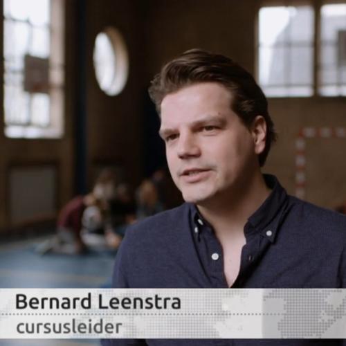 Bernard Leenstra inhuren als spreker bij het Sprekershuys