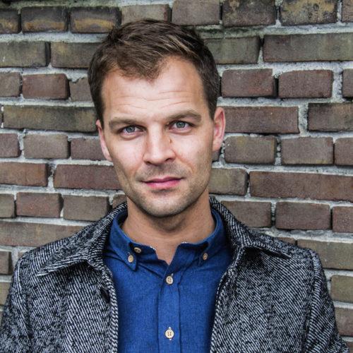 Daan Nieber inhuren als dagvoorzitter bij het Sprekershuys