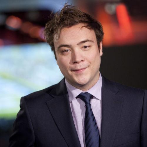Danny Mekić- inhuren als spreker en dagvoorzitter bij het Sprekershuys