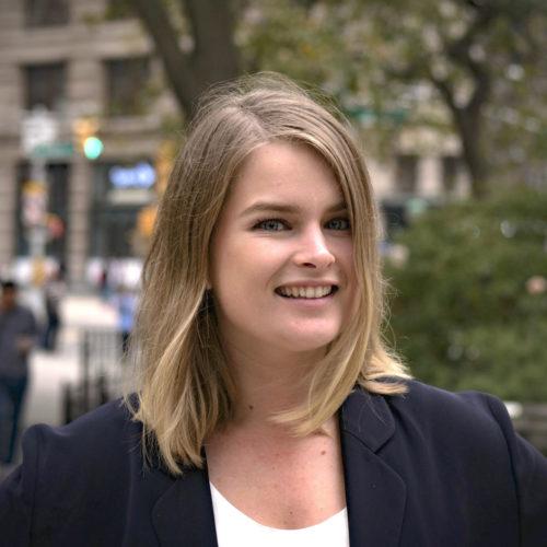 Eva inhuren als dagvoorzitter bij het Sprekershuys