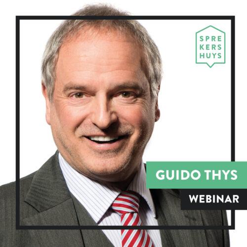 Guido Thys webinar Sprekershuys