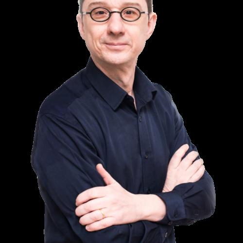 Pascal Coppens in te huren als spreker bij het Sprekershuys