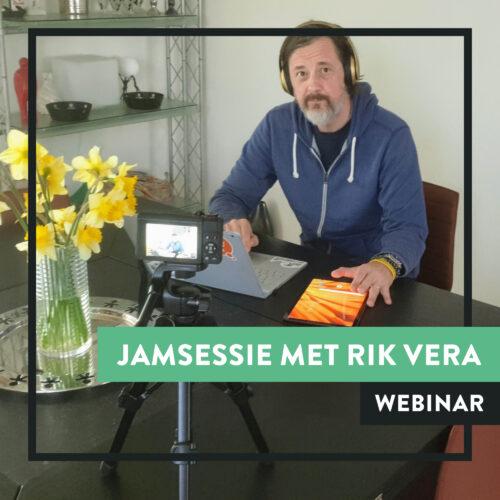 Rik Vera online webinar Sprekershuys