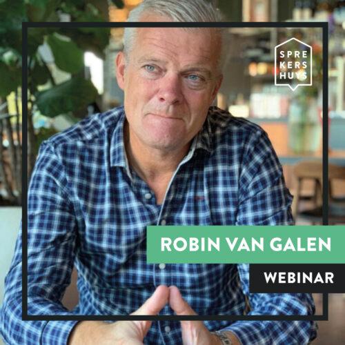 Robin van Galen webinar Sprekershuys