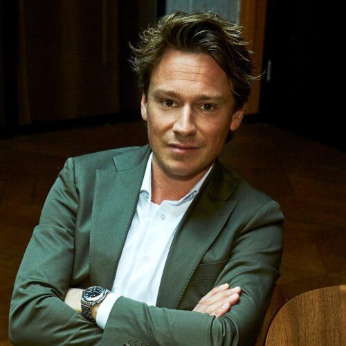 Sander Schimmelpenninck boeken als spreker en dagvoorzitter bij het Sprekershuys