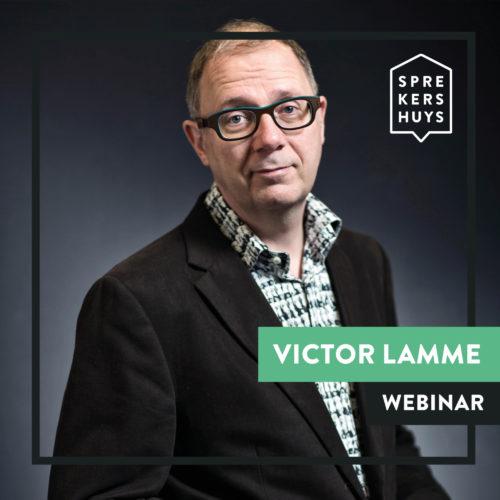 Victor Lamme webinar Sprekershuys