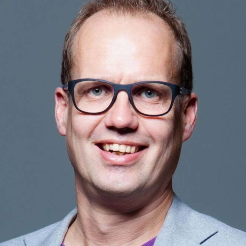 Willem Gunneman dagvoorzitter inhuren bij Sprekershuys
