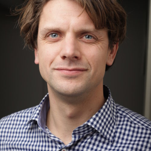 Profielfoto Jaap Vriend