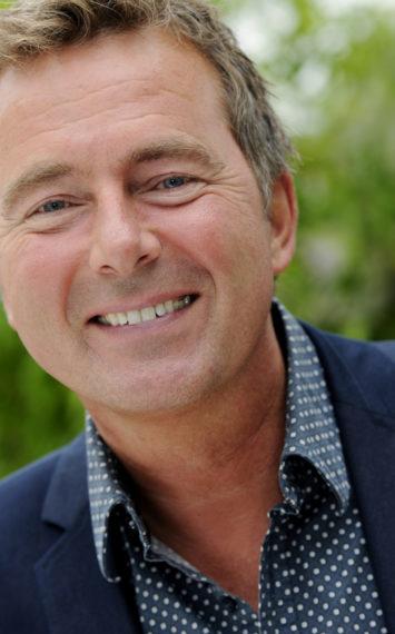 Bert van Leeuwen boeken als spreker bij het Sprekershuys
