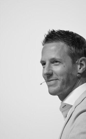 Christian Kromme boeken als spreker bij het Sprekershuys