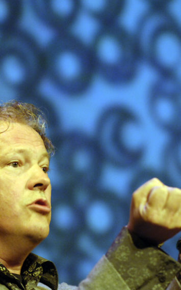 Dave Blank als spreker dagvoorzitter boeken bij het Sprekershuys