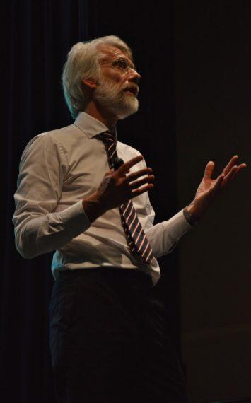 Erik Scherder boeken als spreker bij het Sprekershuys