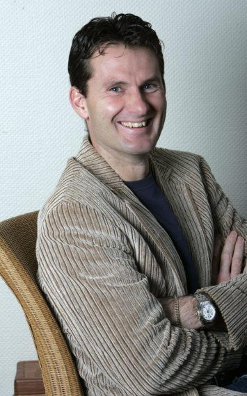 Jacco Elthingh dagvoorzitter, spreker boeken bij het Sprekershuys