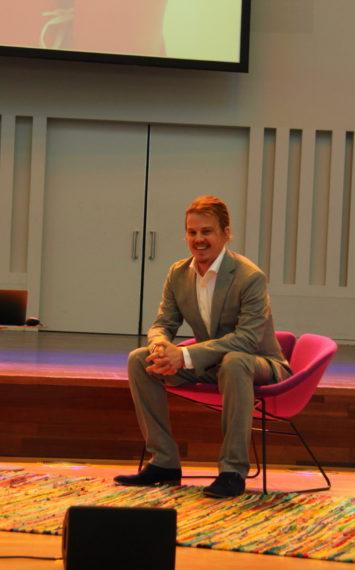 Jerre Maas als spreker boeken bij het Sprekershuys
