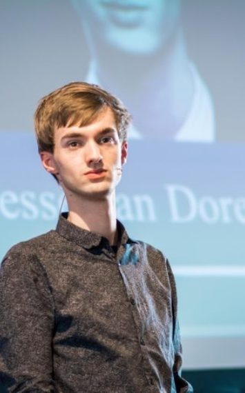 Jesse van Doren boeken als spreker en dagvoorzitter bij het Sprekershuys