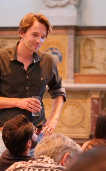 Joel aan t Goor spreker inhuren bij sprekershuys