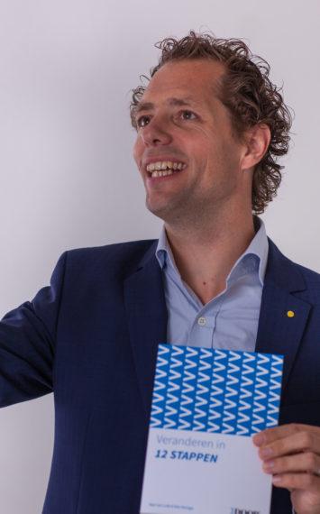 Joost van der Weijden spreker boeken bij sprekershuys