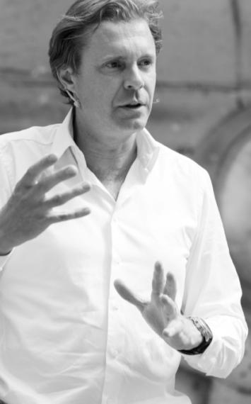 Joost Rigter boeken als spreker bij het Sprekershuys