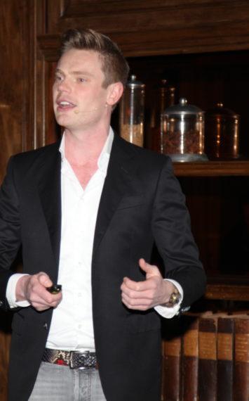Marco Aarnink spreker boeken bij sprekershuys