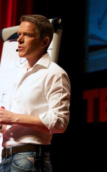 Michiel Muller spreker inhuren sprekershuys