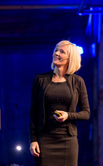 Nancy Rademaker spreker boeken bij Sprekershuys