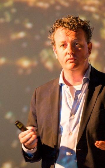 Sander Duivestein spreker boeken bij het Sprekershuys