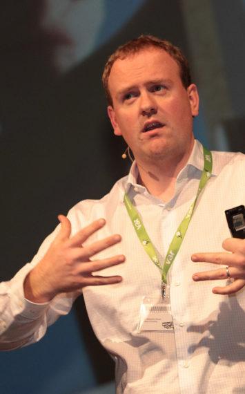 Steven Van Belleghem spreker boeken bij sprekershuys