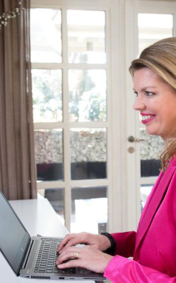 Vivienne van Eijkelenborg inhuren als spreker bij het Sprekershuys