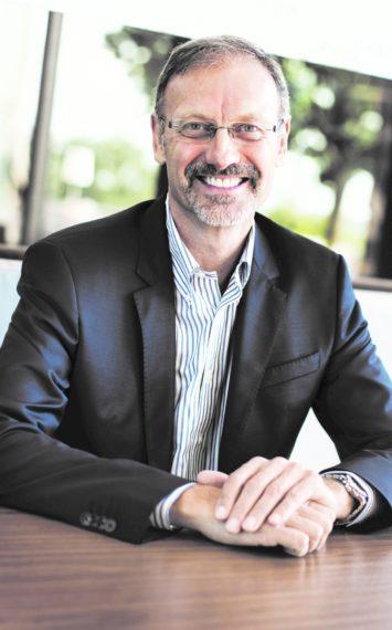 William Cortvriendt spreker boeken bij het Sprekershuys