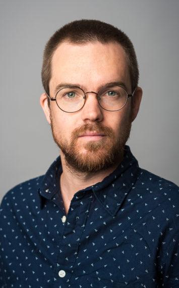 Tim Murck spreker boeken bij het Sprekershuys
