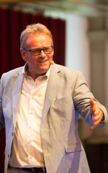 Jan van Setten inhuren als spreker en dagvoorzitter bij het Sprekershuys