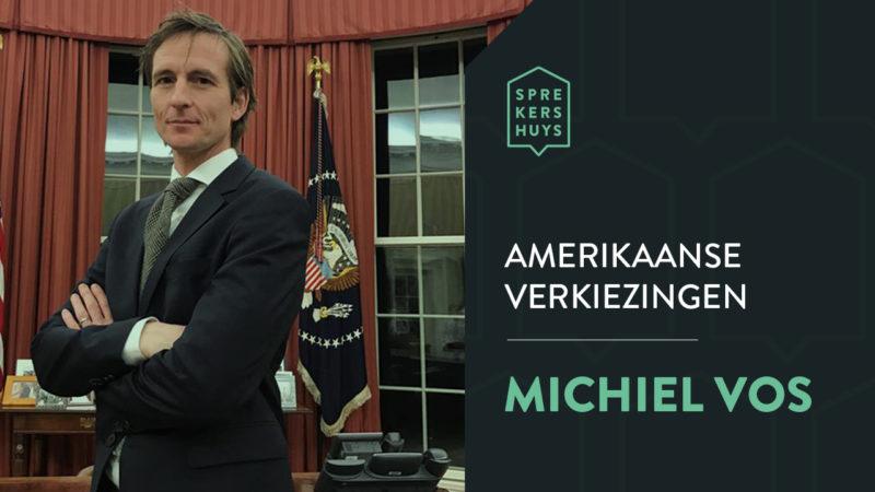 Amerikaanse verkiezingen Michiel Vos
