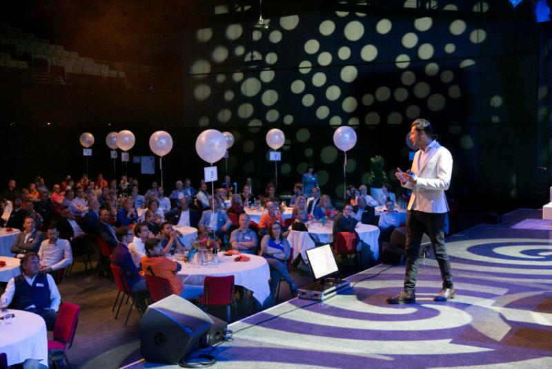 Arjen Banach Spreker Sprekershuys Voor de spreker 1