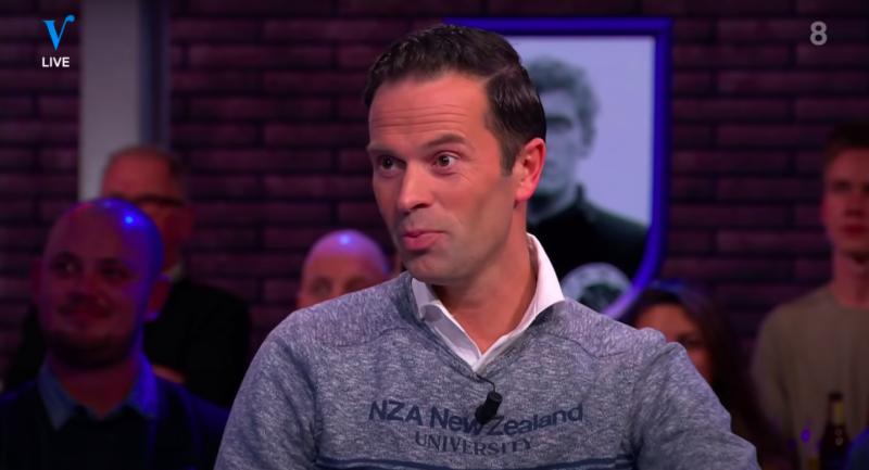 Bas Nijhuis is te boeken als spreker en dagvoorzitter bij het Sprekershuys