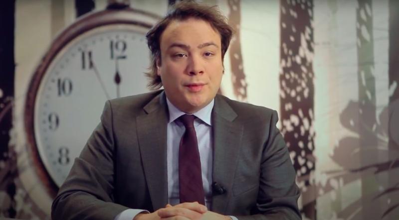 Danny Mekić boeken als spreker en dagvoorzitter bij het Sprekershuys
