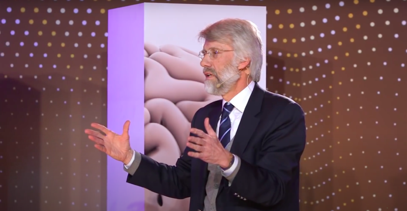 Erik Scherder inhuren als spreker bij het Sprekershuys