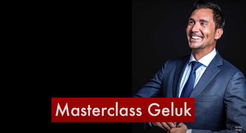 Guido Weijers online masterclass geluk Sprekershuys