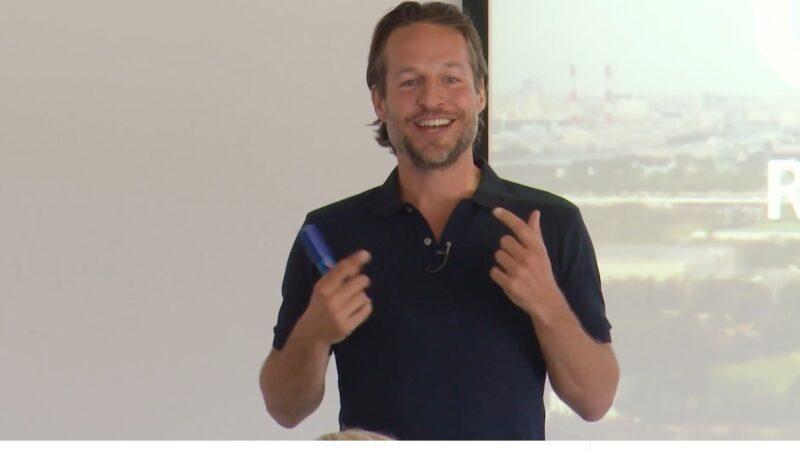 Hidde de Vries webinar video Sprekershuys