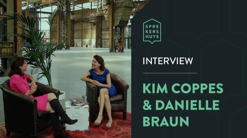 Interview Kim Coppes en Danielle Braun